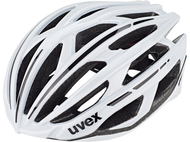 UVEX Race 5 Classic Casco, white